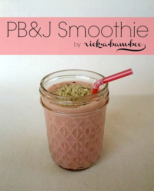 PB + J Yogurt Recipe — Dishmaps