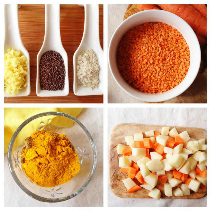 red lentil curry | recipes | Pinterest
