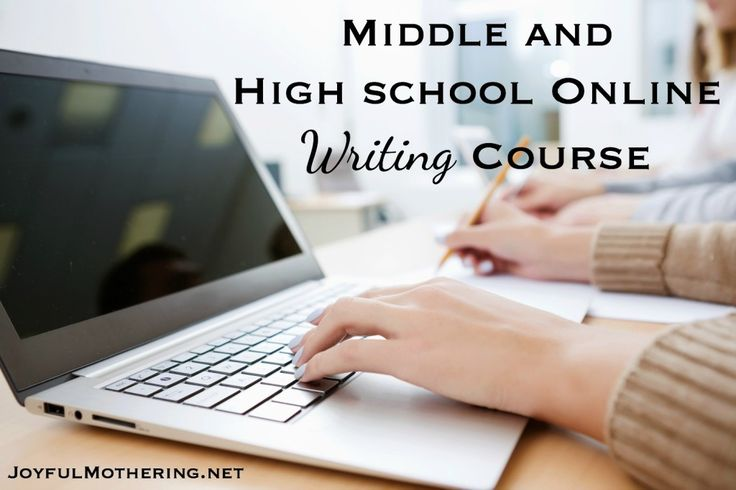If you're looking for an online writing course, I highly recommend ...