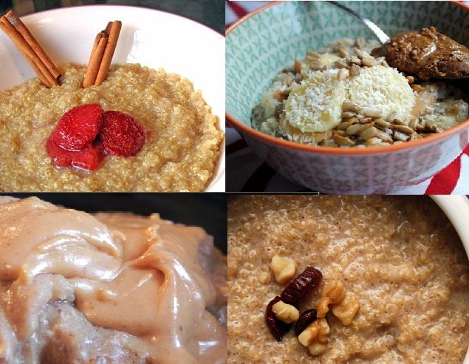quinoa porridge | Food! | Pinterest