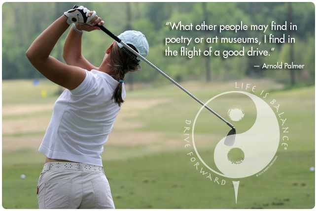 inspirational golf quote golf is life pinterest