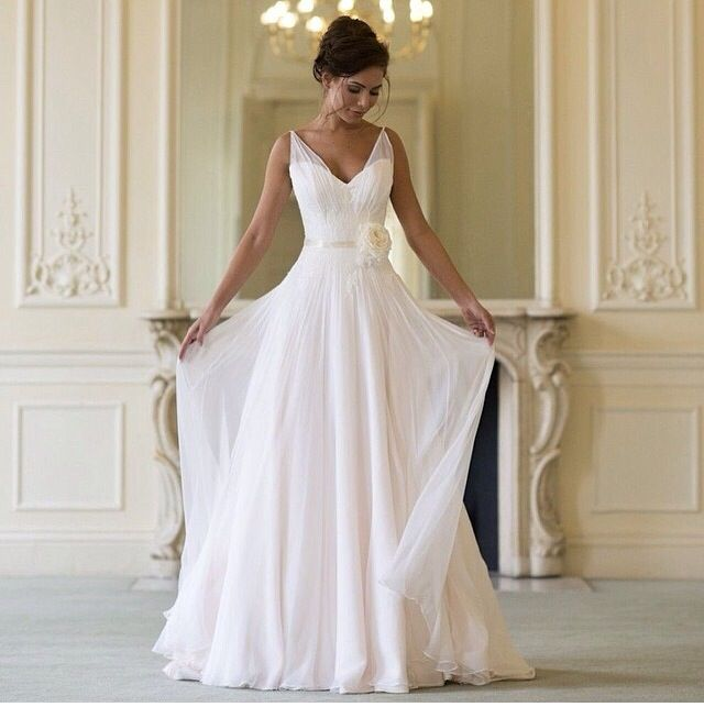 Greek goddess dress wedding stuff pinterest for Greek goddess wedding dresses