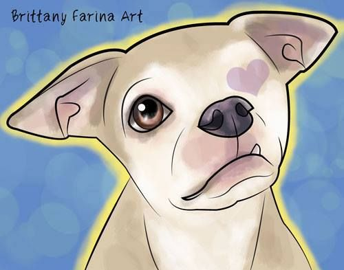 The Artwork Of Brittany Farina