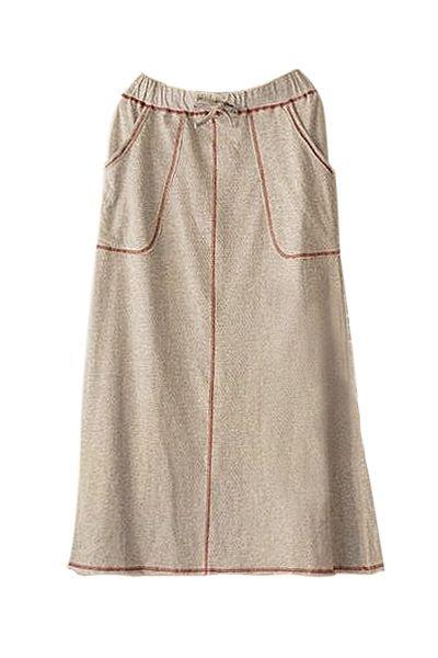 Casual A-line Skirt | Skirt | Pinterest