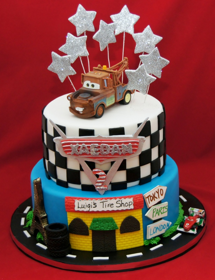 Baby Birthday Cake Car Image Inspiration of Cake and Birthday