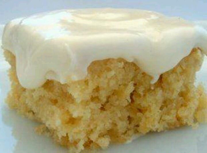 Cream Cheese Added To Cake Mix