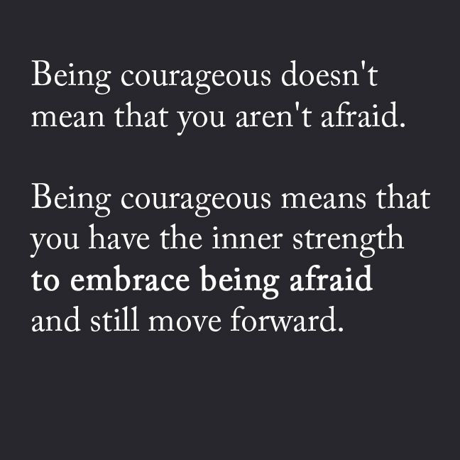 courage and its many forms Technology and courage its own special risk society has devised many forms of encouragement there are rewards of money, fame.