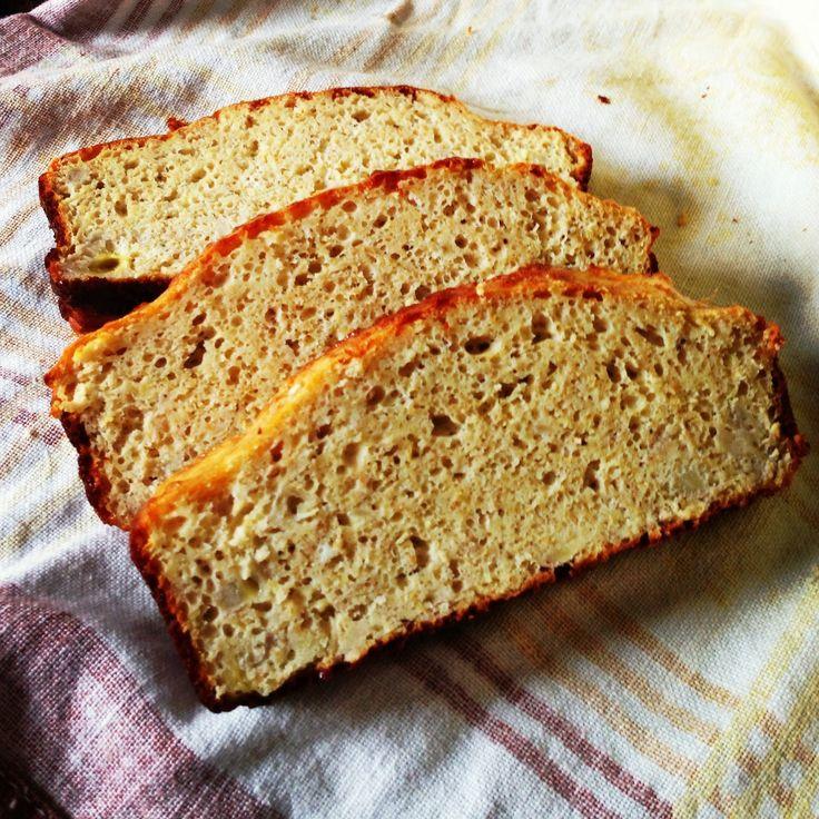 Banana Protein Bread | bread/muffins | Pinterest