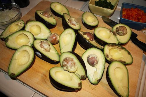 Herbed Avocado Spread Recipe Pic #1 | Food | Pinterest