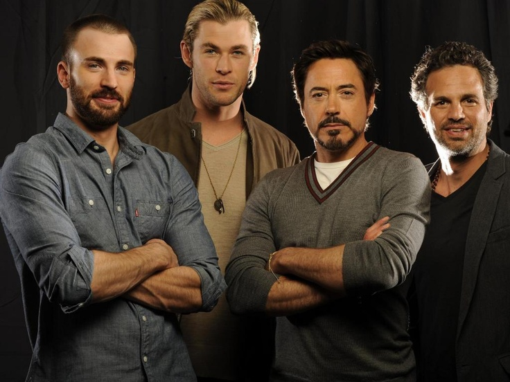 The real Avengers.