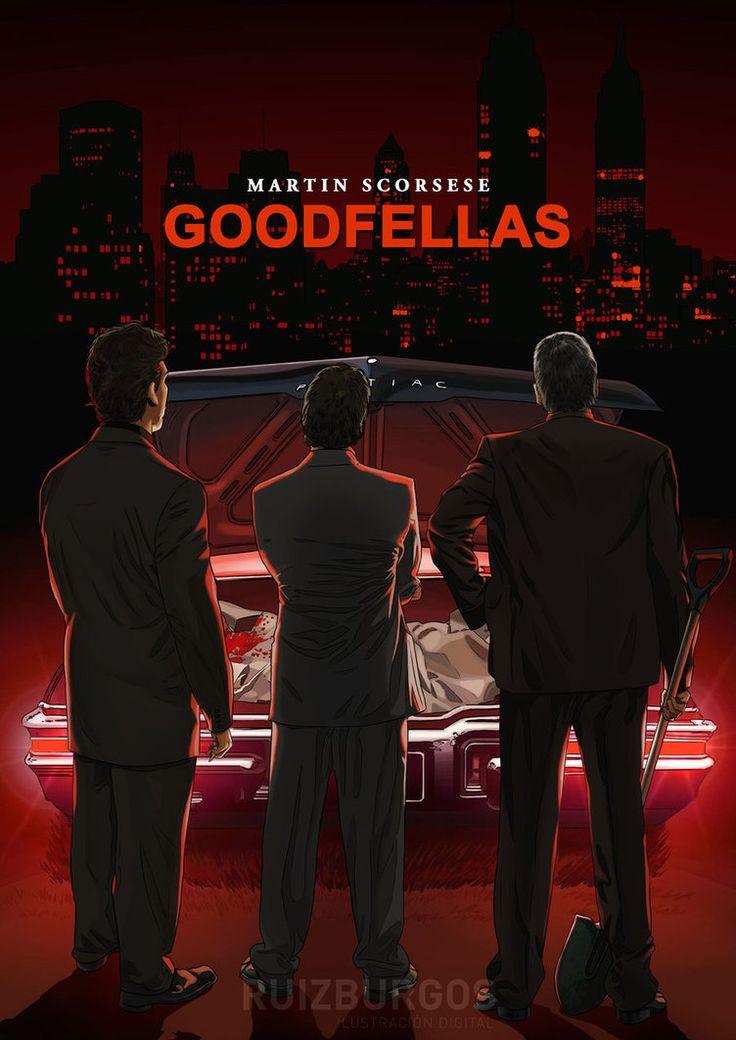 GOODFELLAS (1990) by OnlyMilo   Goodfellas   Pinterest Goodfellas
