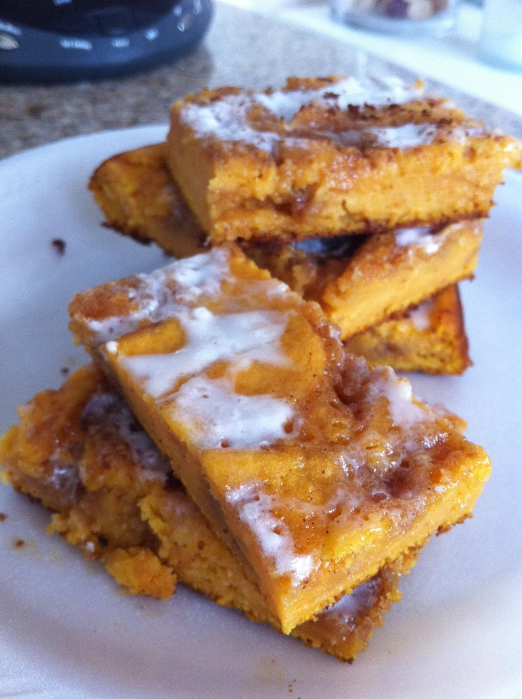 Pumpkin Vanilla Cinnamon Roll Cake! | Done It | Pinterest