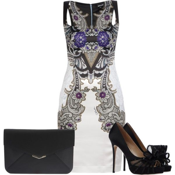 Untitled #1086, created by marufah-chavoos on Polyvore