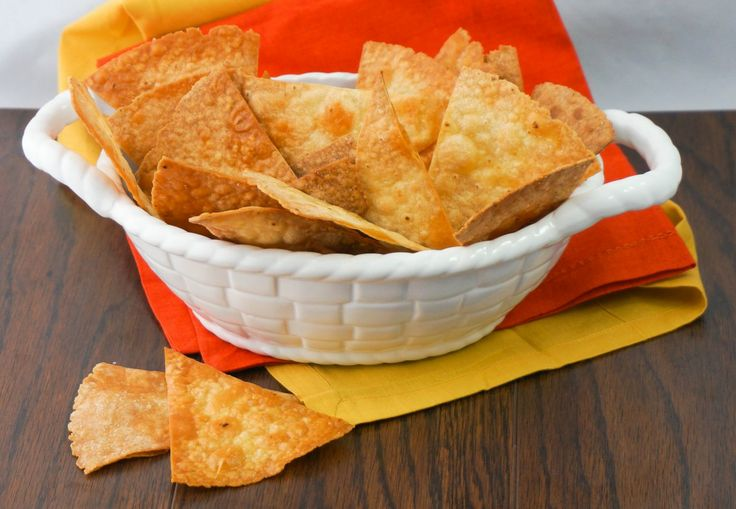 Homemade Gluten-Free Tortilla Chips | Recipes | Pinterest