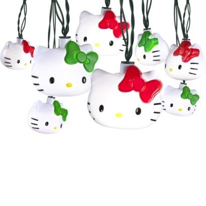 8ct. LED Hello Kitty String Lights ChelleBs Hello Kitty Stuff Pin?