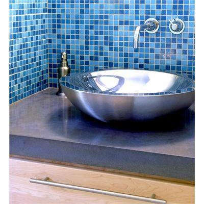 how to install glass tile sheets backsplash home decor pinterest