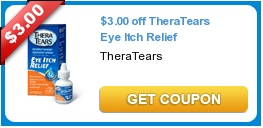 We have 3 theratears coupons for you to consider including 3 promo codes and 0 deals in December Grab a free coolnupog.tk coupons and save money. TheraTears products are a unique science-based therapy designed to be used together to restore, cleanse and nourish your eyes.5/5(1).