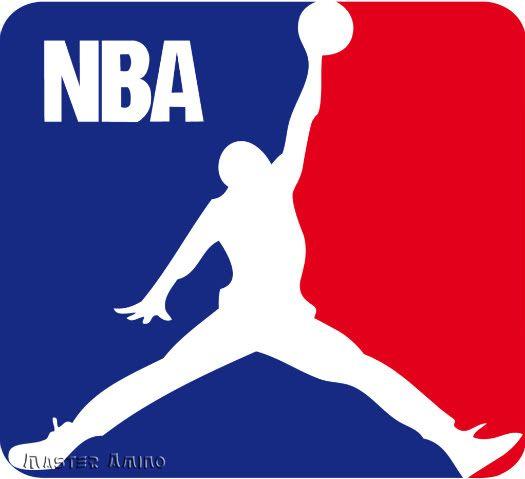Michael Jordan NBA Logo | Basketball | Pinterest: pinterest.com/pin/401664860489328915