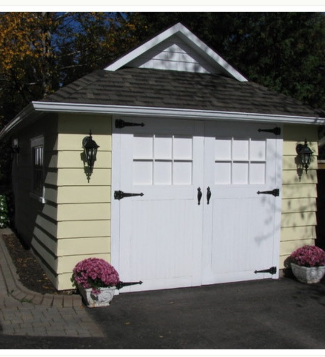adorable one car garage door cool architecture pinterest