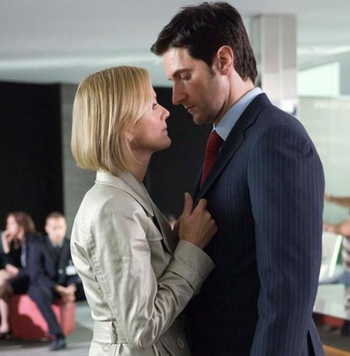 Ros Myers and Lucas North | Spooks/MI-5