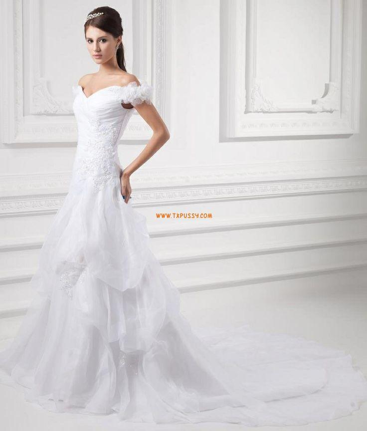 Fourreau Robe de mariée 2014  Robes de mariée glamour  Pinterest