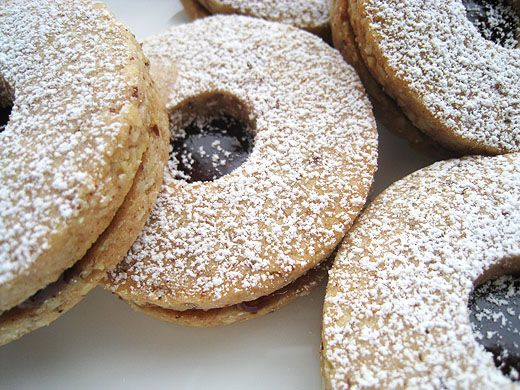Dorie Greenspan's Sables (Basic Sugar Cookies) Recipes — Dishmaps