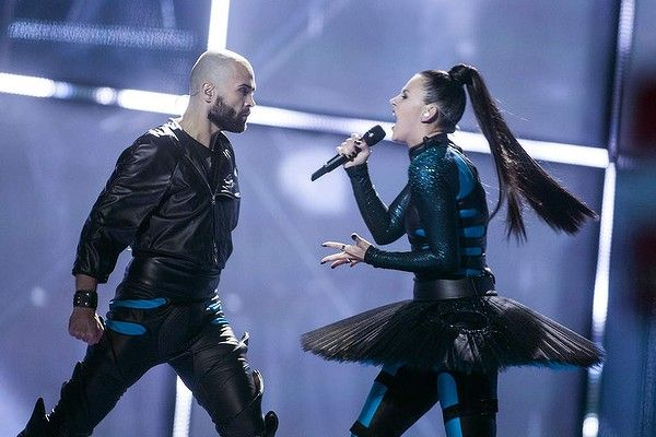 eurovision 2014 lithuania attention