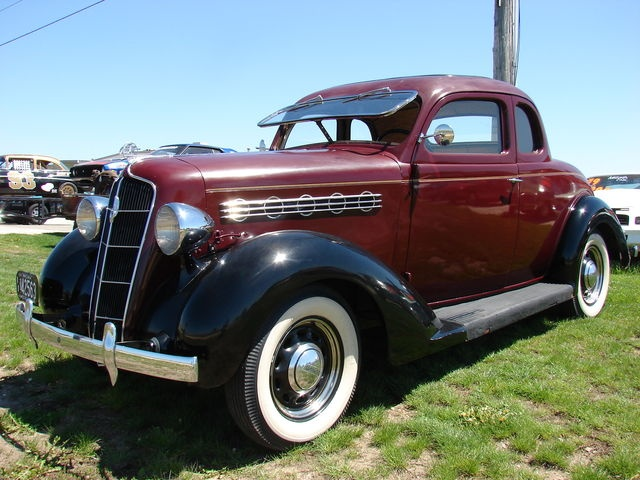 Rare 1935 plymouth 2 dr coupe antique cars plymouth for 1935 plymouth 2 door sedan