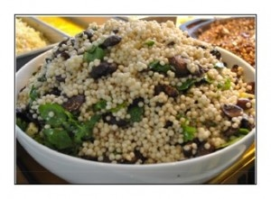 Moroccan Mushrooms with Couscous | Cooking | Pinterest