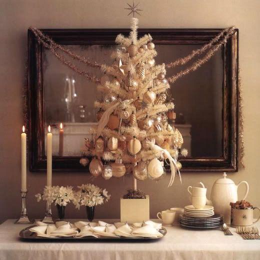 Christmas Decor For Buffet : Christmas buffet ideas