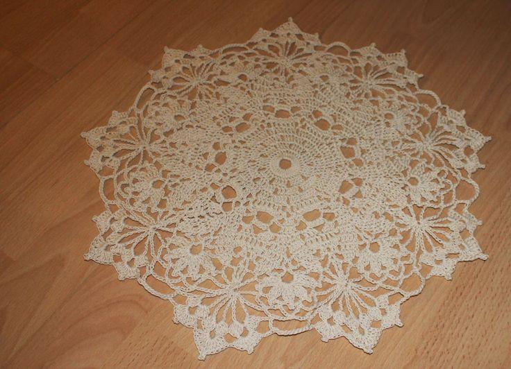 Antique Crochet Patterns : with Diagramm Crochet Doilys Pinterest