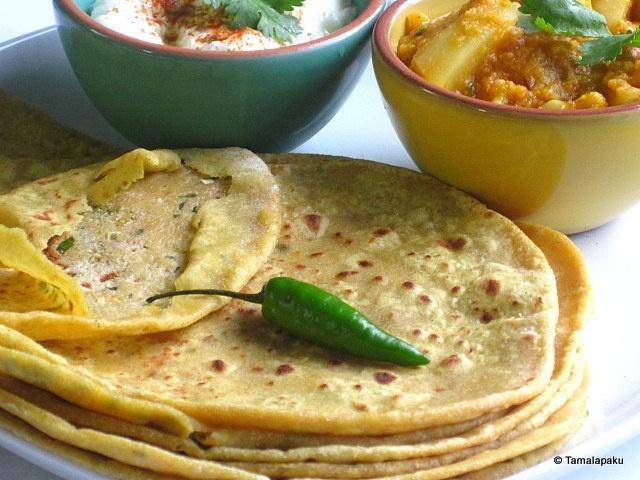 Paneer Mint Paratha | Bread Sweet & Savory | Pinterest