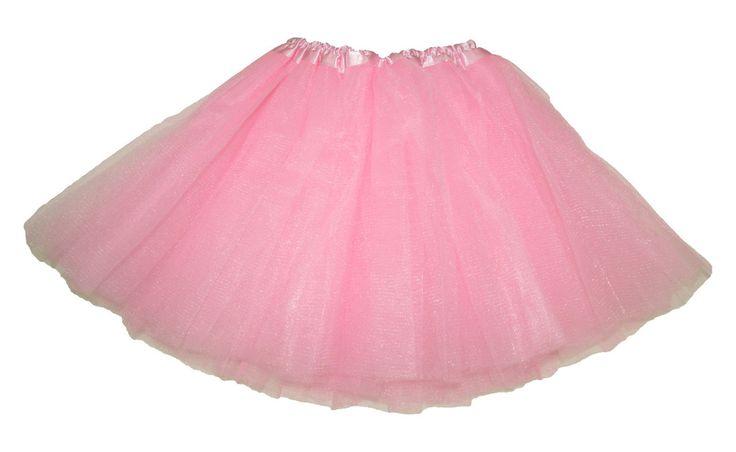 Light Pink Ballet Tutu