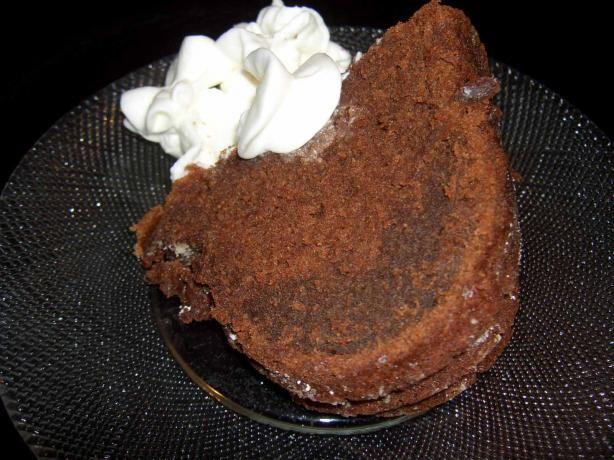 Chocolate Amaretto Pound Cake | Recipe