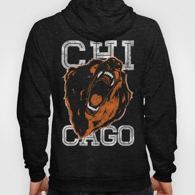 Chicago Hoody by d.bjorn