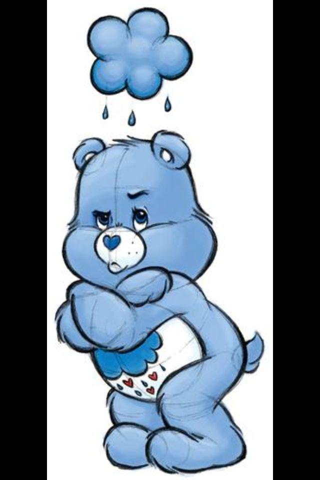 Grumpy Bear | Grumpy Bear | Pinterest