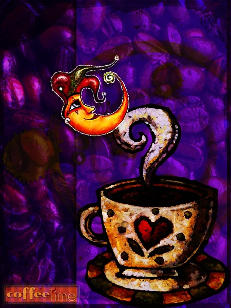 Coffee Love Collage