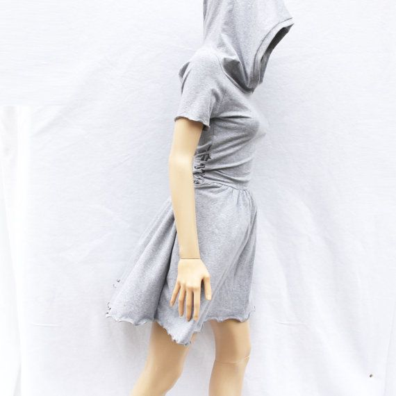 Dress , Hoodies dress, Casual , Day Dress ,short sleeves Dress,Women