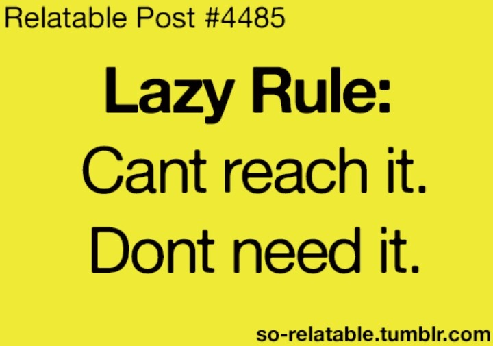 lazy rules 1 100 - photo #23