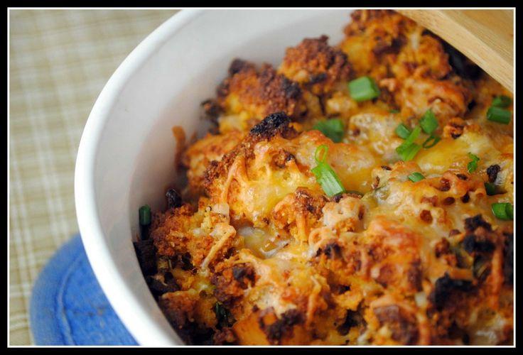 Cornbread, Chorizo and Jalapeno Stuffing