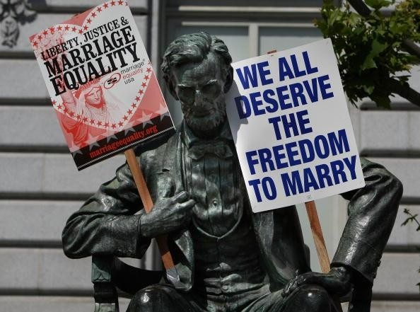 Controversy Over Gay Marriage 89