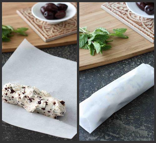 Compound Butter - Kalamata & Mint, Gorgonzola & Sage, Shallot & H...