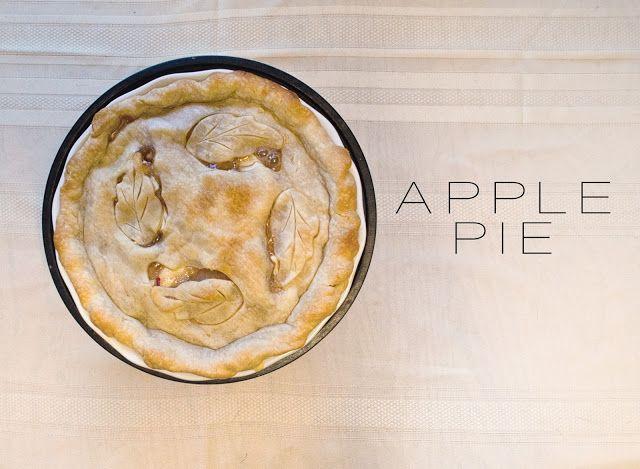 recipe basic apple pie crust | Recipes | Pinterest