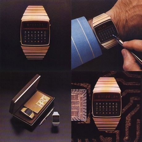 1977 was a good year for watches
