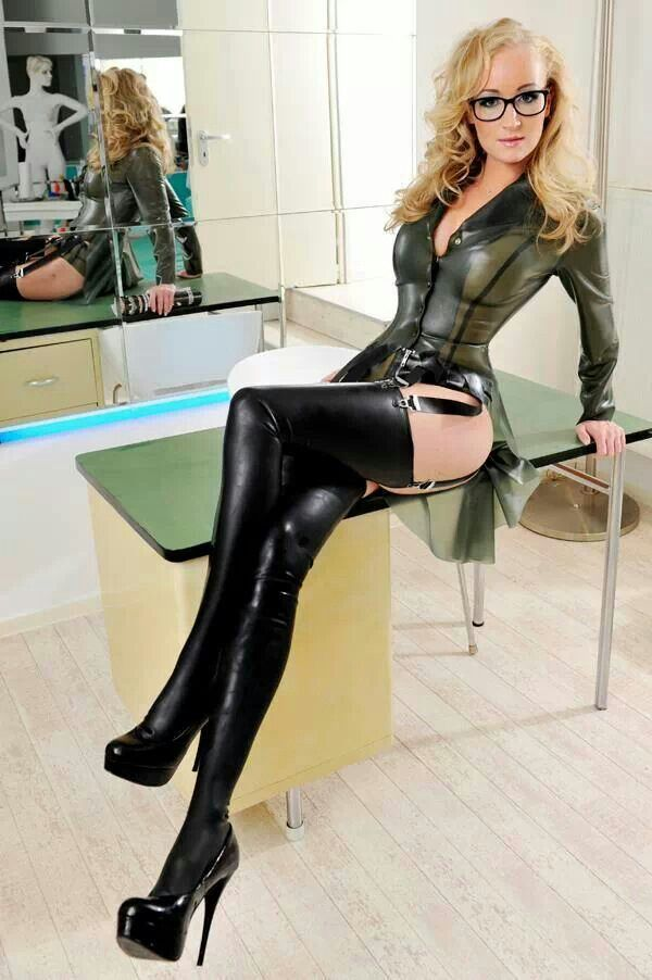latex #latexfashion #fetishfashion #stockings #latexstockings