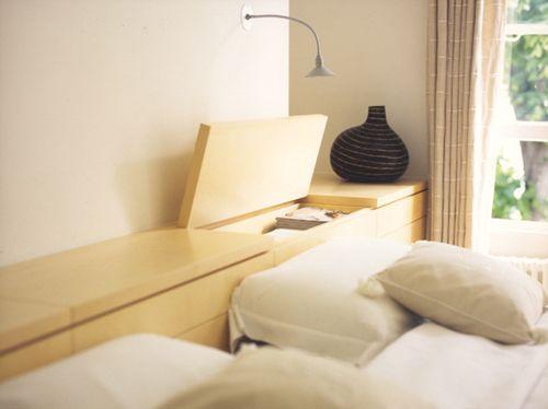 headboard storage 2 castle pinterest. Black Bedroom Furniture Sets. Home Design Ideas