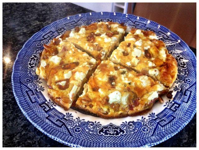 Primal Journey: Pumpkin & Feta Frittata | Paleo Recipes | Pinterest