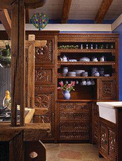 Santa Fe Spanish Colonial Revival | Home Decorating Ideas | Pinterest