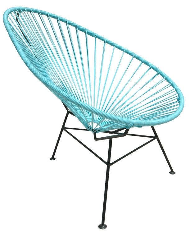 fauteuil scoubidou blue stuff pinterest. Black Bedroom Furniture Sets. Home Design Ideas