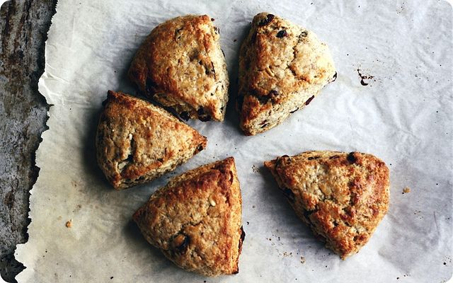 cranberry scones | Breakfast and other meals | Pinterest